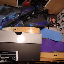 New Air Jordan 8.0 Aqua Size 12 467807-009  Nib Photo