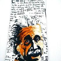New Albert Einstein Emc2 Science Physics Teacher Necktie Neck Tie Steven Harris Photo
