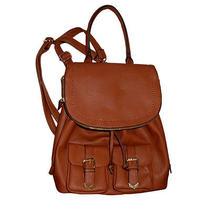 New Aldo Nosis Cognac Backpack  Photo