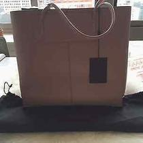 New Alexander Wang Blush Pink Prisma Tote With Gold Hardware Photo