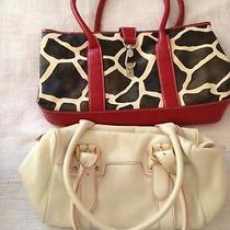 New and Used Pocketbooks Name Brand Black Red Beige All Sizes and Name Brands Photo