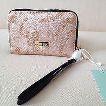 New Anthropologie Deux Lux  Capricorn Blush Iphone  Wallet Adorable 60 Photo
