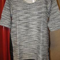 New  Anthropologie Tunic Large  Photo
