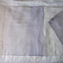 New Armani Scarf Shawl Wrap Blue White Photo