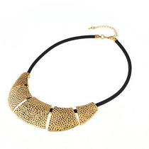 New Arrive Fashion Popular Metal Bib Necklace Hot Selling Fc-A1426-2 Photo