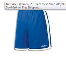 New Ascis Women's 5