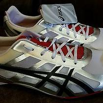 New Asics Baseball Men Shoe Sneakers Size 10 Photo
