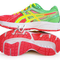 New Asics C405n Gel-Contend 2 Gs Junior Sz 2 Running Shoes Gym Pe Diva Pink Photo