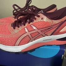 New Asics Gel Cumulus 21 Women's Sz 8.5 Running Shoes Pink Photo