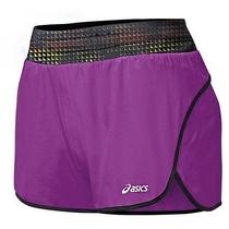 New Asics Womens Distance Shorts  Medium. Free Shipping Photo
