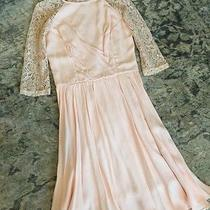 New Asos Blush Pink Dress Lace Us 4 Uk 8 Easter Wedding Photo