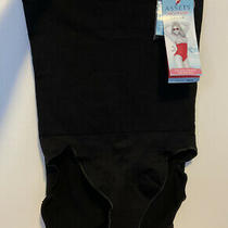 New Assets Red Hot Label by Spanx High-Waist Shaping Brief Black 1x Photo