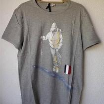 New  Auth. Moncler  Paint Design T-Shirt  Size L Photo