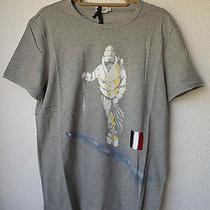 New  Auth. Moncler  Paint Design T-Shirt  Size M Photo