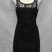 New Auth Sanctuary Clothing See Through Lace Cocktail Black Dress Sz Xs Nwt 128 Photo