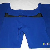 New Authentic Baby Phat Blue Pants Size-7  Photo