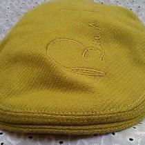 New Authentic Burberry Wool Newsboy Cap Hat Photo