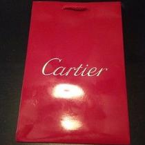 New Authentic Cartier Bag Photo