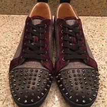 New Authentic Christian Louboutin Sneakers Size 47.5 (Us 14) Photo