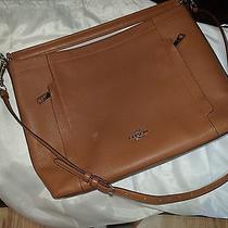 New Authentic Coach Handbag/crossbody Photo
