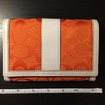 New Authentic Coach Wallet Photo