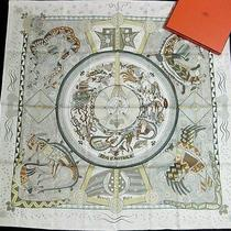 New Authentic Hermes Silk Scarf