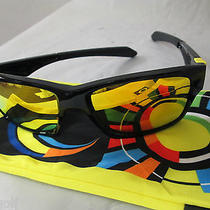 New Authentic Oakley Jupiter Squared Sunglasses Valentino Rossi Black / fire.nib Photo