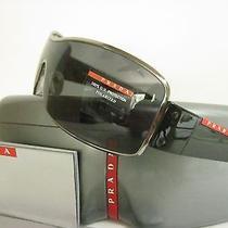 New Authentic Prada Sunglasses Aviator Sps 52e Closeout Best Prices  Photo