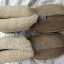 New Authentic Ugg Mate Stock  7452 Sand Slippers Shoes Boots Men 10 Women 12 Photo
