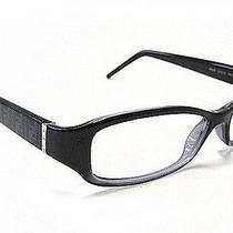 New Authentic Unisex Fendi F838r 002 Black Gradient Rx Eyeglasses  Photo