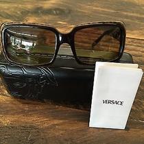 New Authentic Versace Sunglasses  Photo