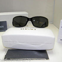 New Authentic Versace Sunglasses Ve 4044b Ve4044b Gb1/87 Made in Italy Photo