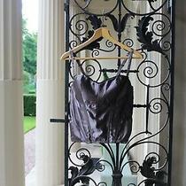 New Avon Ladies Grey Satinfaux Silk Bustiertopbasquecorset Size 18-20 Photo