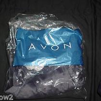 New Avon Ladies Top  Long  Sleeve Holiday  Stars  Pattern Photo