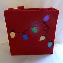 New Avon Lighted Holiday Bag Photo