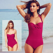 New Avon Swimming Costume Swimsuit 14-16  Body Illusion Slimming Photo