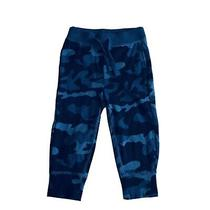 New Baby Gap Navy Blue Camouflage Sweatpants Sz 18-24 Mth Photo