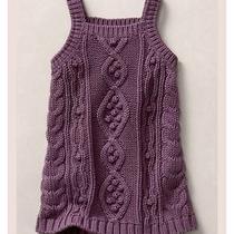New Baby Gap Stella Mccartney Cable Knit Tank Dress 5t Photo