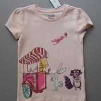 New Baby Gap Sz 3 3t Ice Cream Glitter Graphic Tee Nwts Jy-B Photo