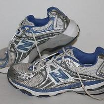 New Balance 1224 Running Shoes Wr1224gb Grey/blue/slvr  Womens Us Size 9 Photo