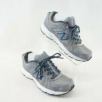 New Balance 402 Women's Running Shoes Sneakers Size 8 Gray/blue (We402ge1) Photo