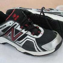 New Balance 416 Size 7 Kx416bsy Black Walking Running Sneakers Shoes Great Cond. Photo
