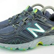 New Balance 510 V3 Athletic All Terrain Running Shoe Womes Size 8 Wt510lb3 Blue Photo