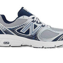 New Balance 540 Mens Running Training Shoes - Gray Navy Blue  Sz 8.5 D Med Photo
