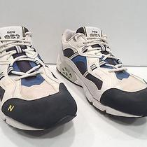 New Balance 852 Men's Running Shoes Size 14 2e Wide White Blue Athletic M852nr Photo