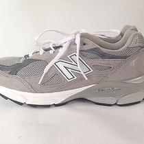 New Balance 990 Running Crossfit Training Made in Usa Grey Mens Shoes Size 8 Photo