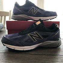 New Balance 990v4 Wild Indigo Made in the Usa Running M990bp4 Mens Us Size 10 Photo