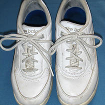 New Balance Athletic Shoes White Synthetic Ww810wt Women's 9 D  Photo