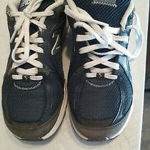 New Balance Blue Mens Sneakers Size 8 Photo