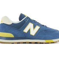 New Balance Classic 574 Men's Sneaker Ml574jhp Ml574 Blue Shoes Sneakers New Photo